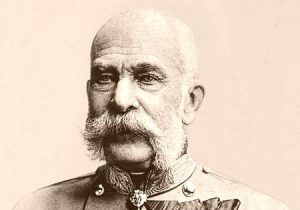 Franz Joseph, the Emperor of Austria and King of Hungary, Croatia and Bohemia