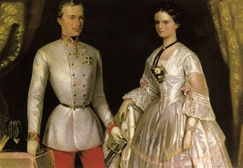 Elisabeth and Franz Joseph