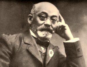 The portrait of Ludwik Zamenhof (wikipedia)