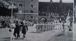 A finn csapat az 1912. évi stockholmi olimpián