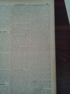 Első magyar leányezred. Pesti Hírlap, 1914. augusztus 9.