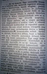 Az új kenyér.  Pesti Napló, 1915. augusztus 2.