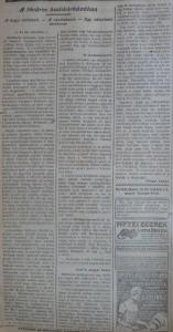 A főváros hadikórházaiban. Az Est, 1914. szeptember 7.