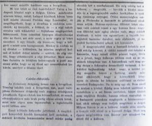 Csirke-eldorádó. Pesti Napló, 1914. augusztus 29.