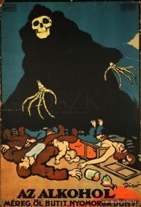 Bíró Mihály plakátja, 1912  Országos Széchényi Könyvtár, Plakát- és Kisnyomtatványtár