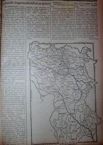 A francia tengerésztisztek és az ópium. Az Est, 1914. november 30.