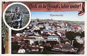 Képeslap Bukovináról