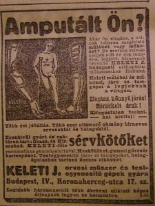 Budapesti Hírlap, 1916 Forrás: hozottszalonnaval.hu