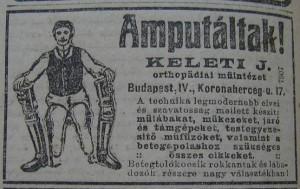 Budapesti Hírlap, 1918 Forrás: hozottszalonnaval.hu