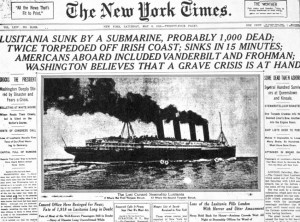 The New York Times, 1915. május 8.