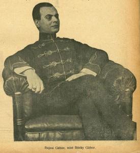 Rajnai Gábor portréja