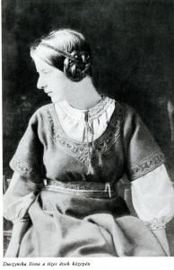 Duczynska Ilona az 1910-es évek közepén