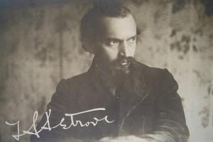 A fiatal Ivan Meštrović