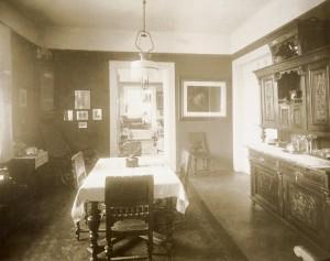 Polgári lakás, 1910