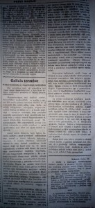 Galícia termése.  Pesti Napló, 1915. július 1.