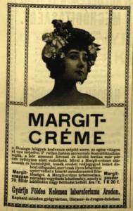 Margit krém (Vasárnapi Újság)