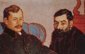 Petrovics Elek és Meller Simon