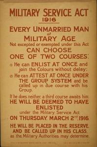 Toborzó plakát, 1916