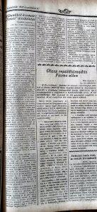 A Dunából kiemelt Temes diadalúja. Az Est, 1916. augusztus 3.