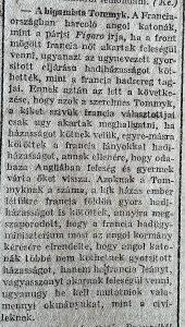 A bigámista Tommy-k.  Az Est, 1916. szeptember 8.