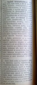 Együnk lucernafőzeléket. Az Est, 1916. augusztus 10.
